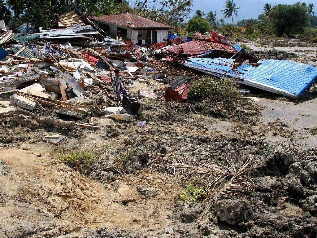 Sri Mulyani Mau Bikin Dana Talangan Bencana untuk Pemda di 2019