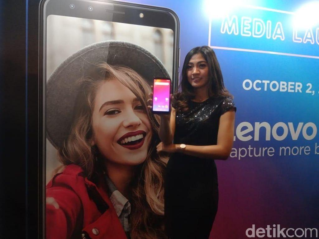 Lenovo K9, Ponsel Empat Kamera Harga Rp 2 Jutaan