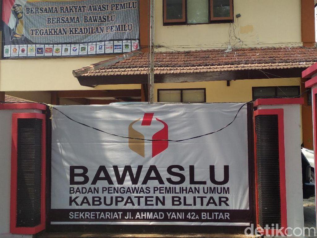 Bawaslu Kabupaten Blitar Awasi 1.020 TPS Rawan