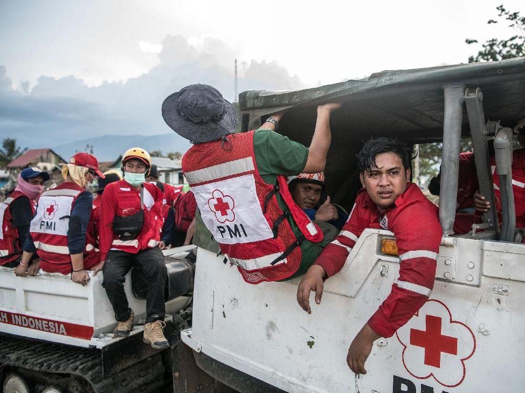Tips Sehat untuk Relawan Bencana di Palu-Donggala