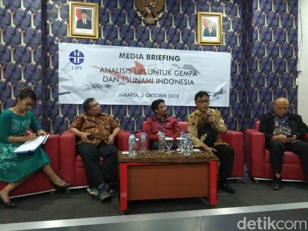 Potensi Gempa Sulawesi Bagian Tengah, Sistem Mitigasi Harus Diperkuat