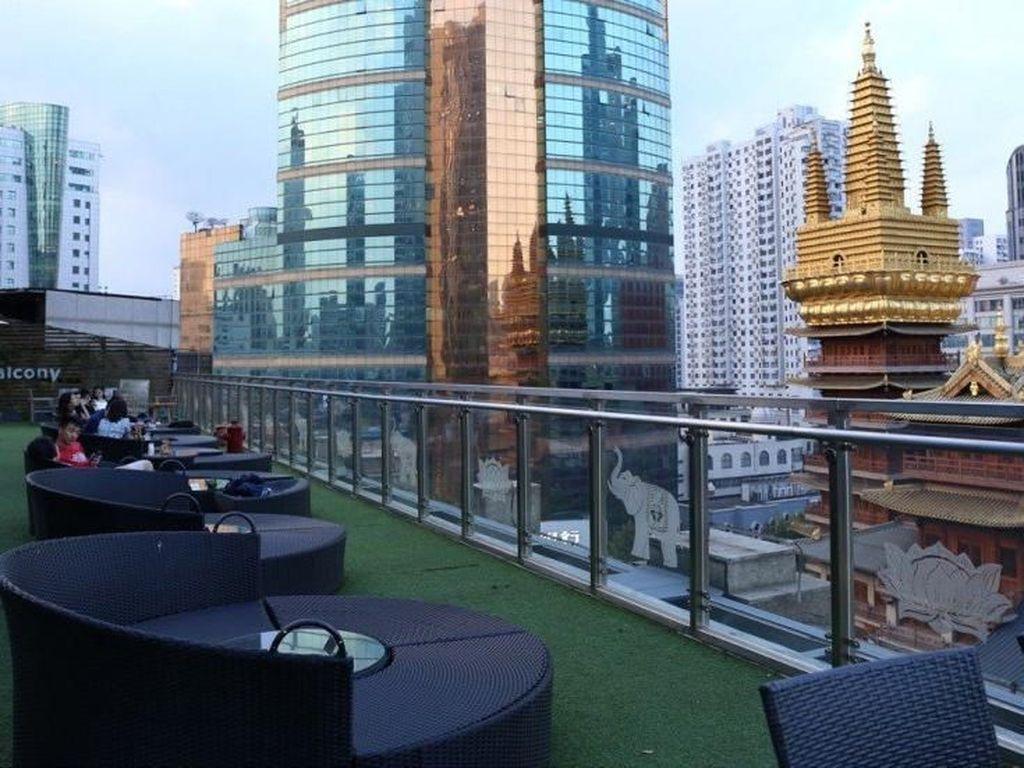 Bisa Ngopi dan Santai di 7 Kafe Cantik di Shanghai Ini