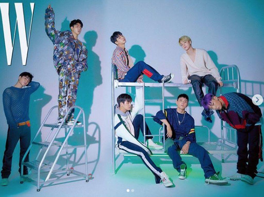iKON Goda Fans Lewat Bocoran MV Terbaru