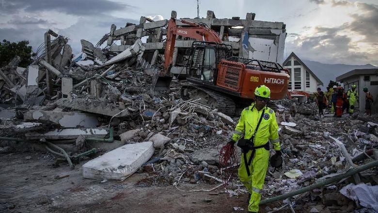 PBB Cari Dana Rp 765 M Untuk Bantu Korban Gempa-Tsunami Palu