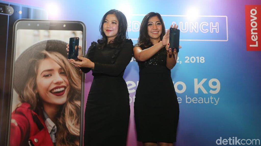 Lebih Intim dengan Lenovo K9 yang Punya Empat Kamera