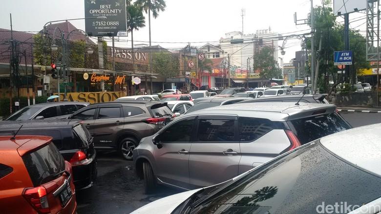 Kemacetan Kota Bandung Kalahkan Jakarta dan Surabaya!