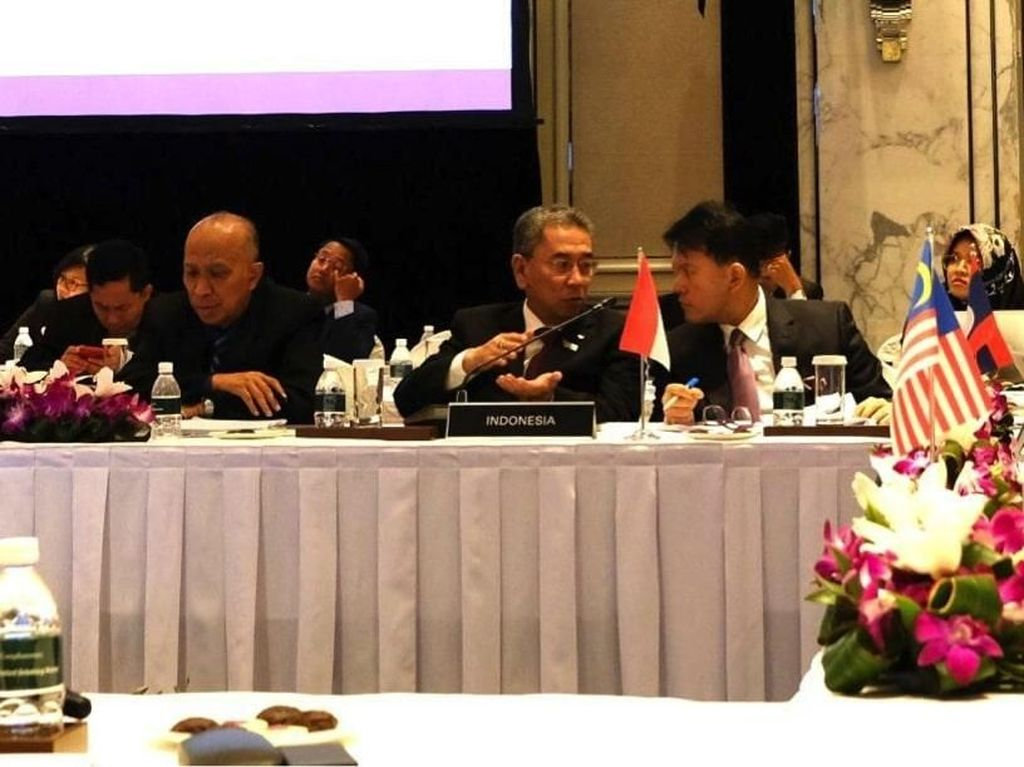Seskemenko PMK Pimpin Delegasi Indonesia di Sidang SOCA