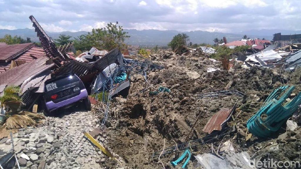 Wilayah Pernah Alami Likuifaksi Disarankan Tidak Dihuni