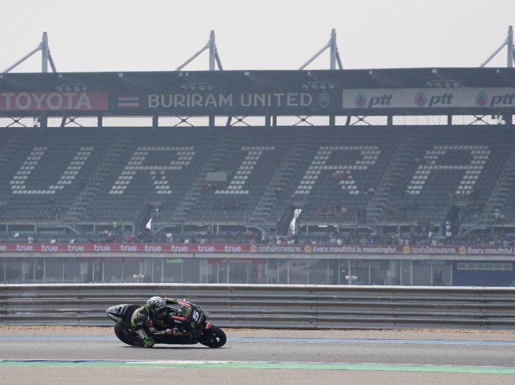 Hasil Tes Bagus, Zarco Antusias Tatap MotoGP Thailand