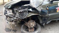 Intip Land Cruiser Marko Simic yang Protol Nabrak Mobil Polisi