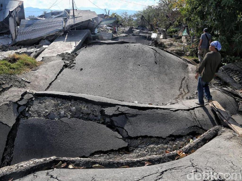 Ini Lokasi Hunian Sementara yang Disiapkan untuk Korban Gempa Palu