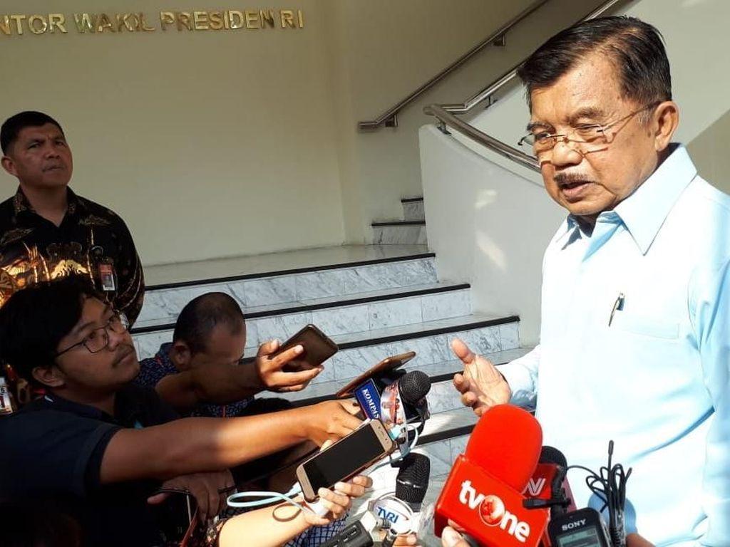 JK: Belum Ada Menteri Jadi Tersangka KPK, Kalau Ada Mungkin Di-reshuffle