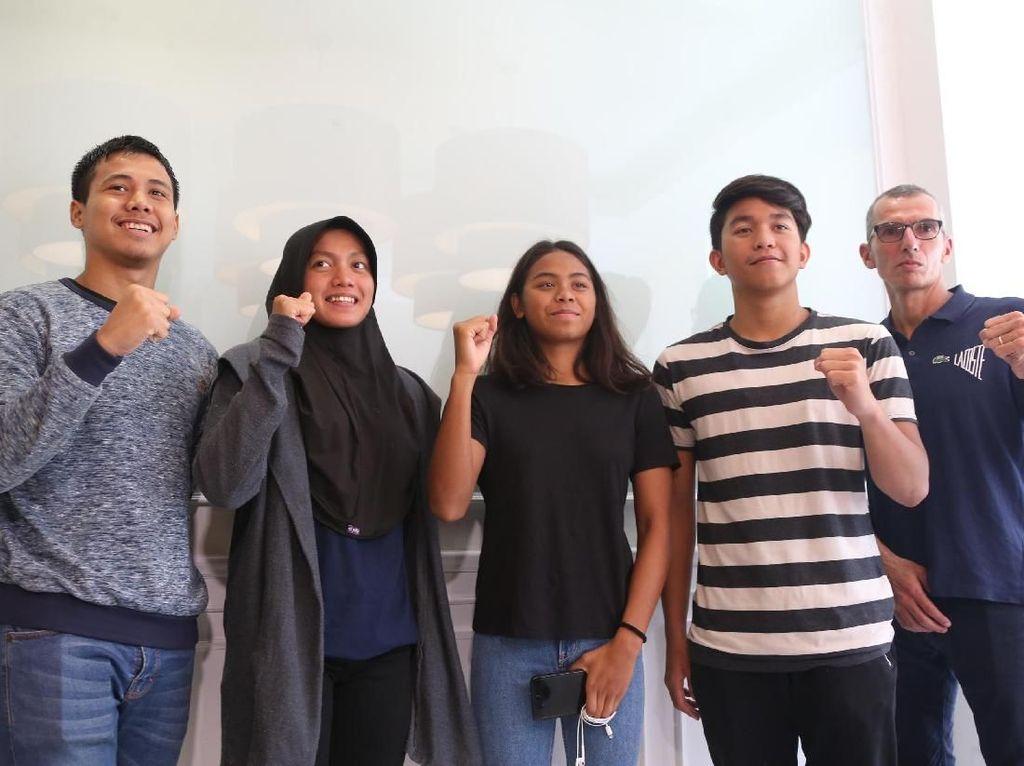 Indonesia Kirim 4 Perenang ke Youth Olympic Games 2018