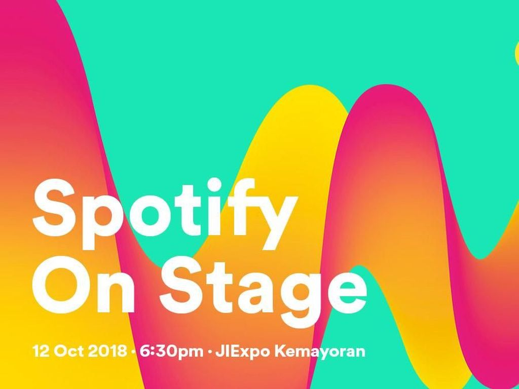 Ini Dia Pemenang Kuis Spotify On Stage, Cek Namamu!