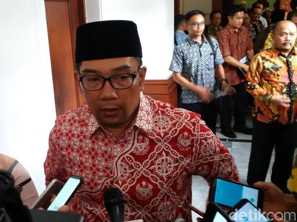 Ridwan Kamil Siapkan Sistem Dagang Digital Bagi Petani