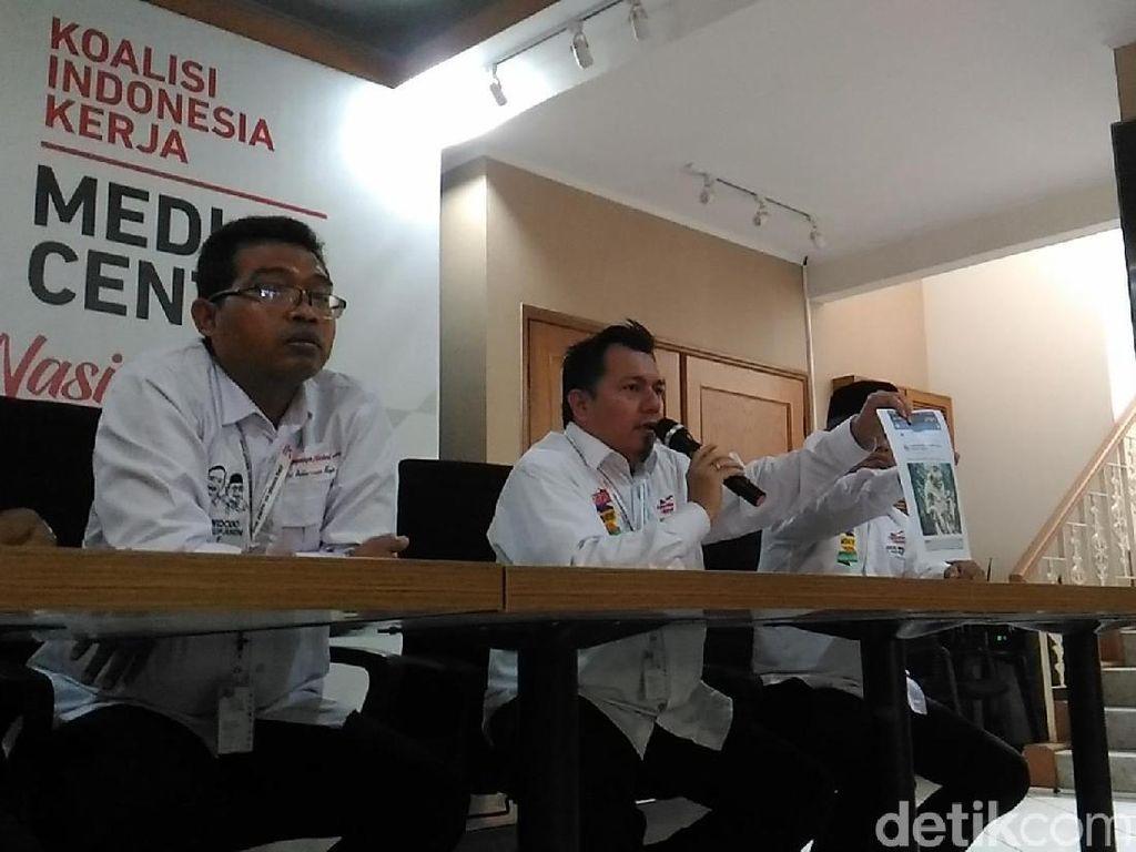 Timses Laporkan Akun Facebook karena Posting Foto Hina Jokowi