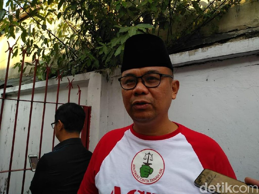 Datangi Rumah Ratna Sarumpaet, ACTA Siap Antar Lapor ke Polisi