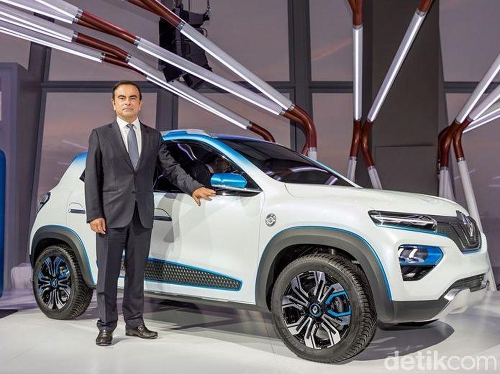 SUV Listrik Murmer dari Renault