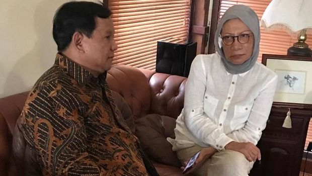 TKN Jokowi: Ratna Sarumpaet Masih Main Mata dengan BPN Prabowo