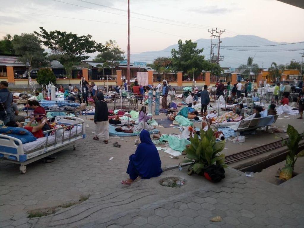 PB IDI: 80 Persen Operasi Korban Bencana Sulteng adalah Bedah Ortopedi
