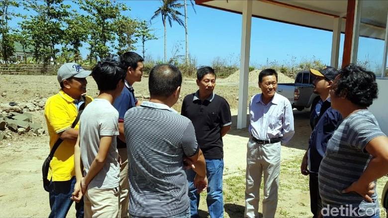 Imigrasi Sukabumi Deportasi 4 TKA Ilegal Asal Tiongkok