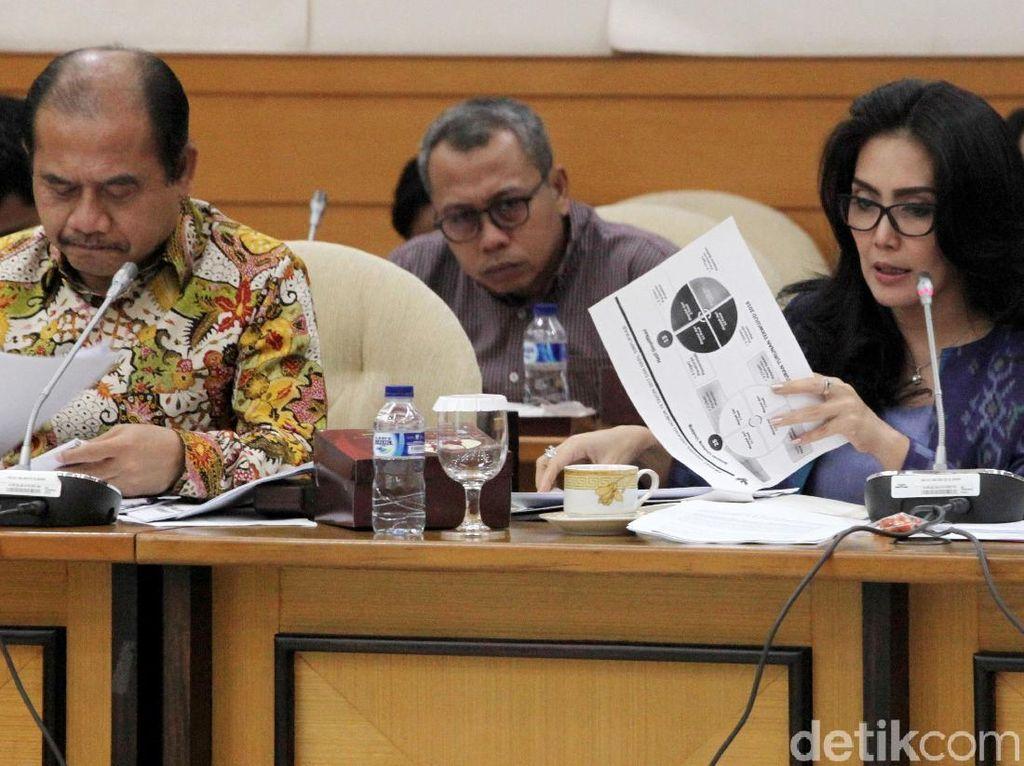 DPR Gelar Rapat Dengar Pendapat Bahas Perlindungan TKI
