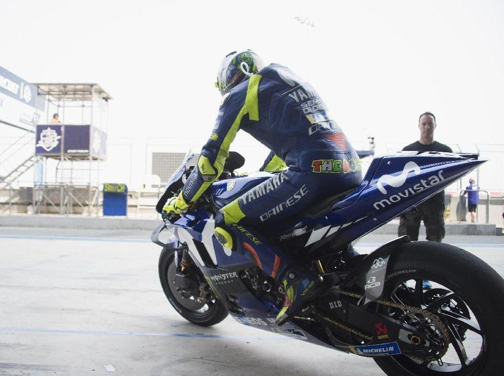 Rossi Tak Suka Sirkuit MotoGP Thailand, tapi Bidik Podium