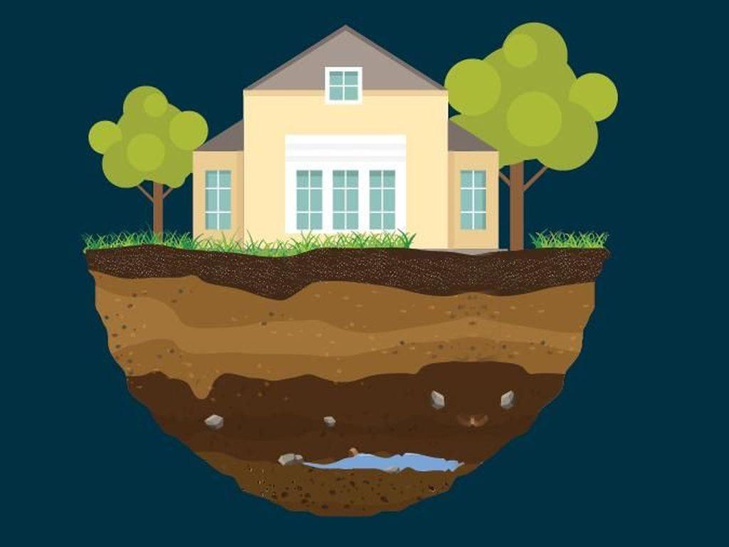 Likuifaksi, Rumah Berjalan hingga Lumpur Menyembur dari Sumur