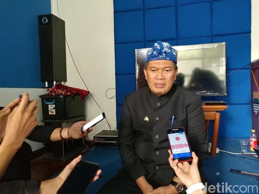 Waktu Plt Habis, Sekda Baru Kota Bandung Tak Kunjung Dilantik