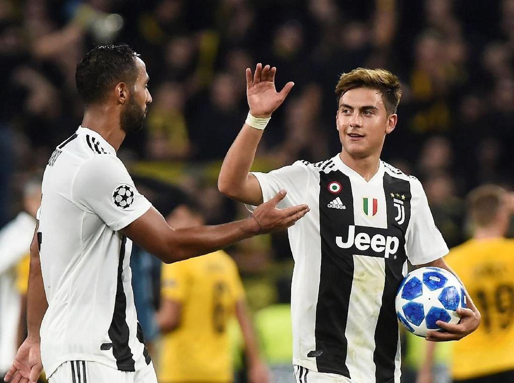 Dybala Pastikan Juventus Tetap Hebat Meski Tanpa Ronaldo