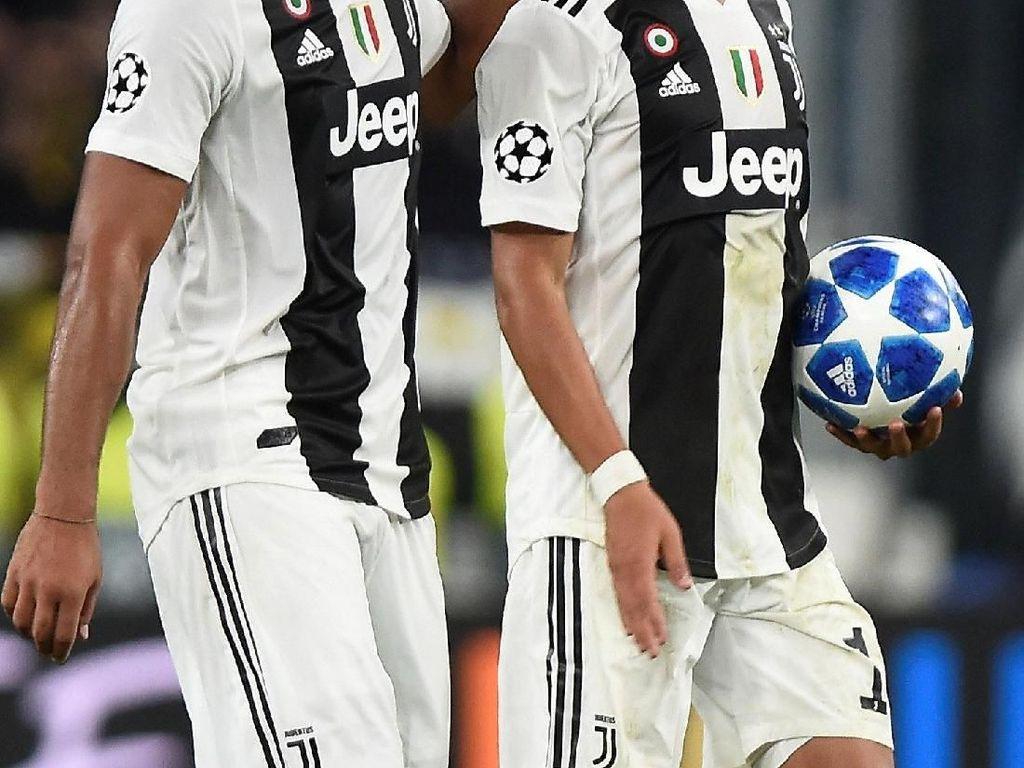 Benatia: Hanya Juventus yang Bisa Menghentikan Juventus