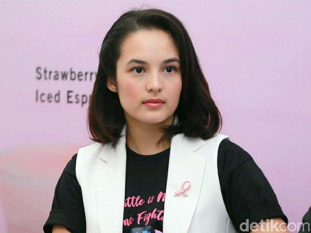 Pesan Menyentuh Chelsea Islan Bagi Pejuang Kanker Payudara