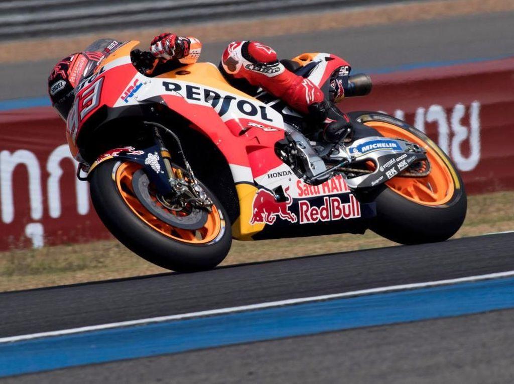 Marquez Antusias ke MotoGP Thailand, Juga Tetap Fokus