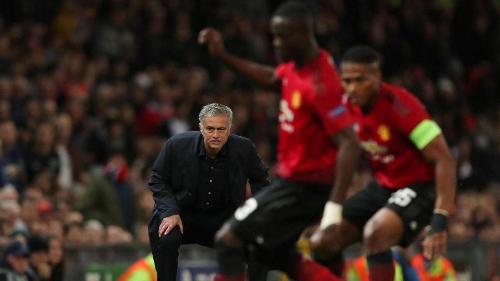 Imbang atas Valencia, Mourinho Puji Penampilan MU