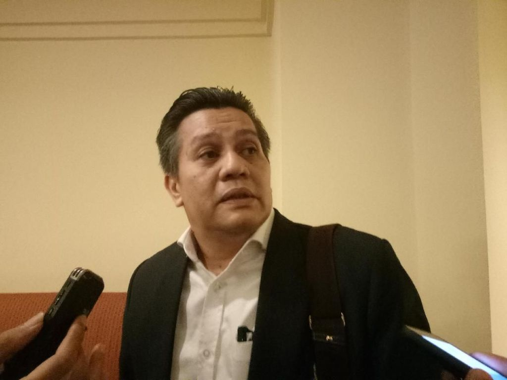 Jadi Plt Ketum PSSI, Gusti: Diskresi Joko Driyono dan Sesuai Statuta