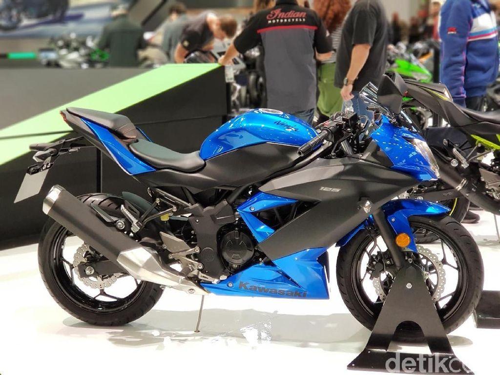 Akankah Kawasaki Jual Ninja 125cc di Indonesia?