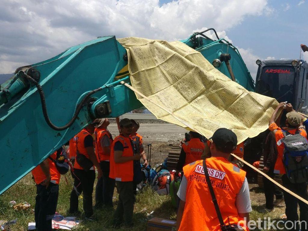 Satgas Bencana DKI Jakarta Tiba di Palu