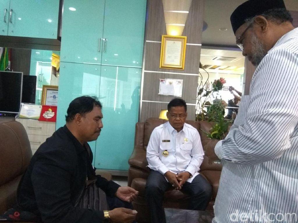 Kisah Rahmat, 2 Kali Selamat dari Tsunami Aceh dan Palu
