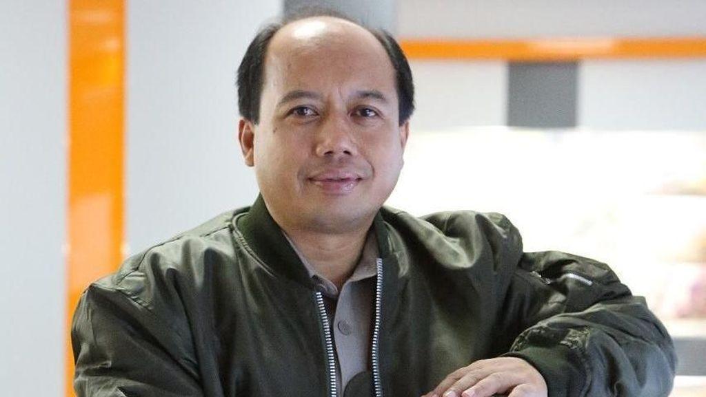 Potret Sutopo Tetap Informasikan Bencana Sambil Berjuang Lawan Kanker