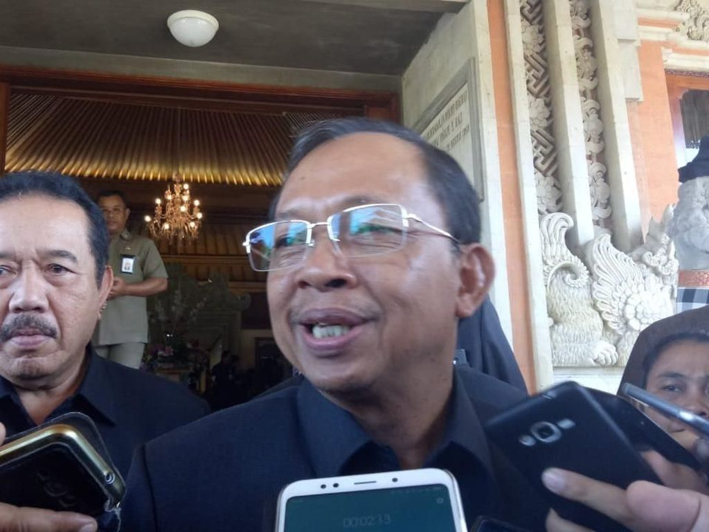 Usul Ubah Nama Tol Bali Mandara, Koster Tak Berniat Singgung Pastika