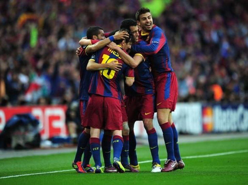 Rakitic Berharap Tuah Wembley Jelang Tottenham vs Barcelona