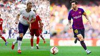 Jelang Tottenham vs Barcelona: Adu Tajam Kane vs Messi