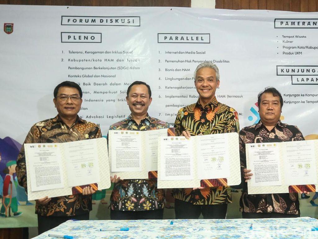 Festival HAM Bakal Digelar di Jawa Tengah