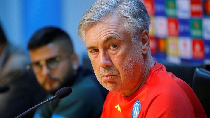 Bayern Munich mengaku terlalu cepat memecat Carlo Ancelotti. (Foto: Ciro De Luca/Reuters)