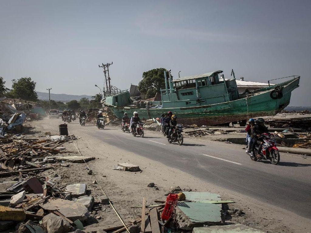 Kunjungi Palu, Fadli Zon: Ini Harusnya Bencana Nasional