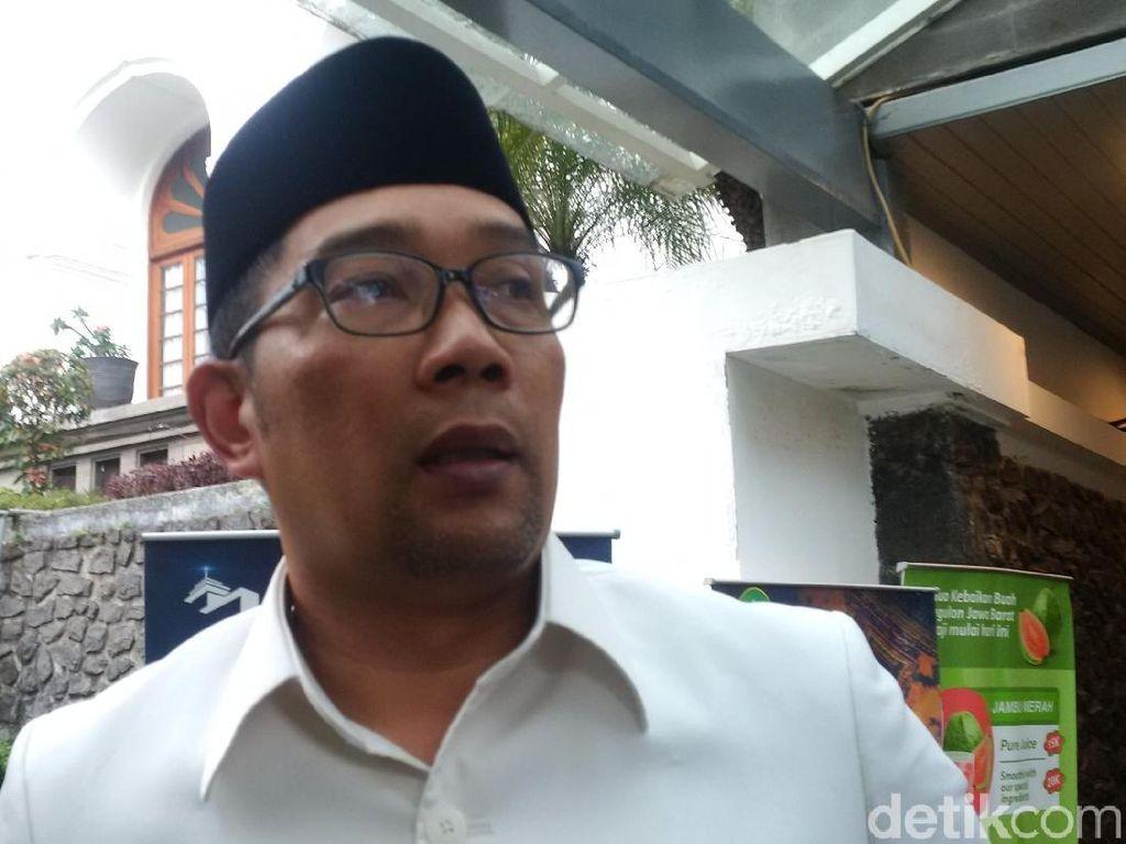 Ridwan Kamil Minta Kemendagri Tetapkan Plt Bupati Cirebon