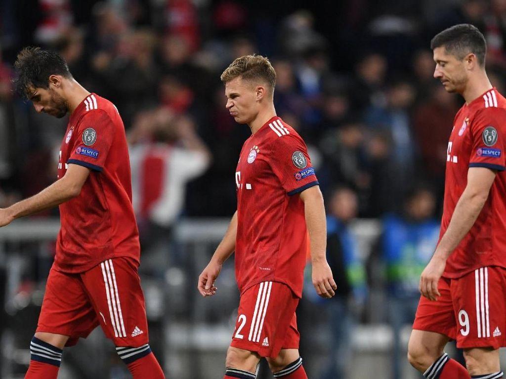 Bayern Sedang Menurun