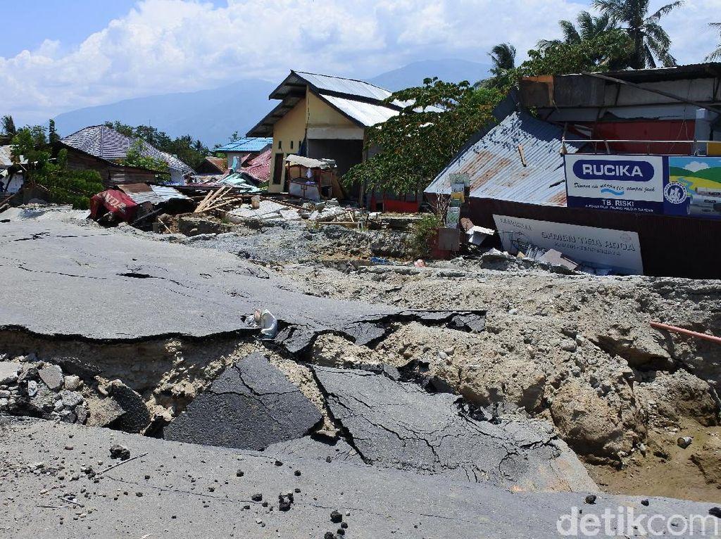 AS Kirim Bantuan Tambahan untuk Korban Gempa dan Tsunami Sulteng
