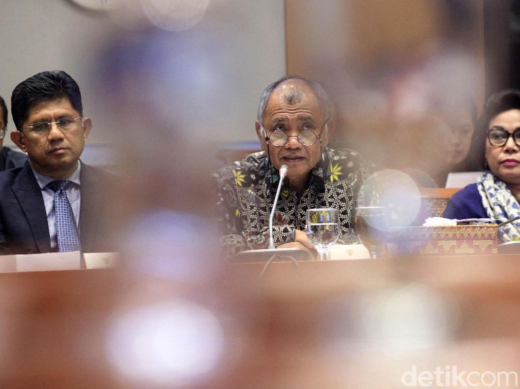 Komisi III-KPK Bahas Pengawasan Korupsi