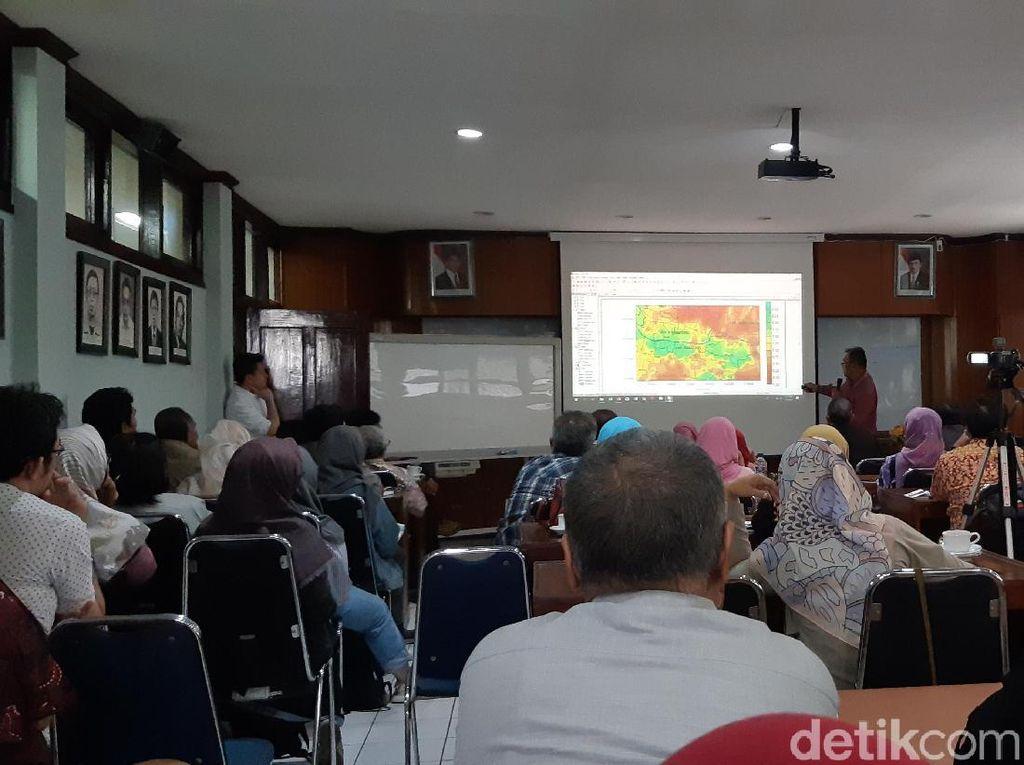 Peneliti LIPI: Potensi Likuifaksi di Cekungan Bandung Tidak Ada